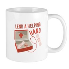 A Helping Hand Mugs