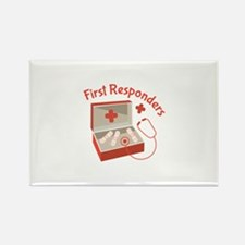 First Responders Magnets