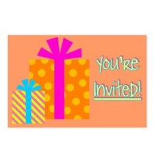 You're Invited Postcards (Package of 8)