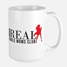 The Real Single Moms Club Official Logo Mugs