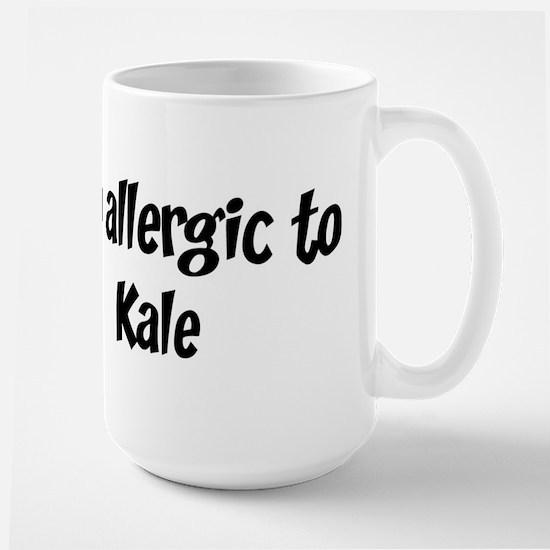 Allergic to Kale Mugs