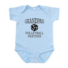 Grandpas Volleyball Partner Body Suit