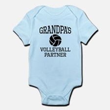 Grandpas Volleyball Partner Body Suit