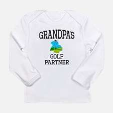 Grandpas Golf Partner Long Sleeve T-Shirt