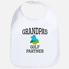 Grandpas Golf Partner Bib