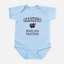 Grandpas Bowling Partner Body Suit