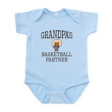 Grandpas Basketball Partner Body Suit