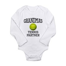 Grandmas Tennis Partner Body Suit