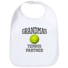 Grandmas Tennis Partner Bib