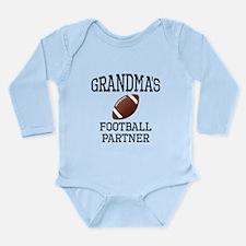 Grandmas Football Partner Body Suit
