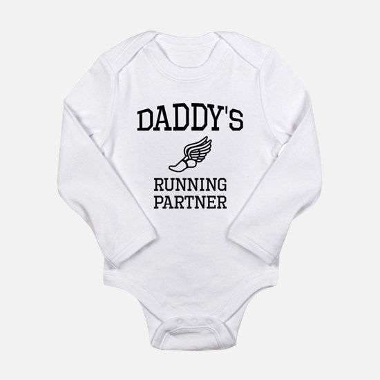 Daddys Running Partner Body Suit