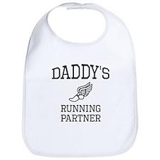 Daddys Running Partner Bib