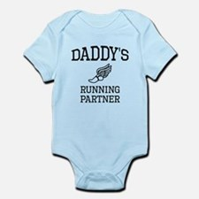 Daddys Running Partner Body Suit