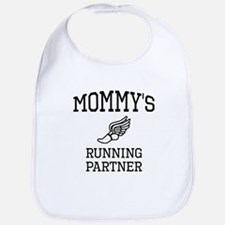 Mommys Running Partner Bib