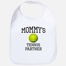 Mommys Tennis Partner Bib