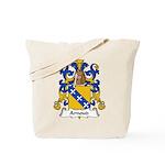 Arnoud Family Crest Tote Bag