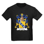 Arnoud Family Crest Kids Dark T-Shirt