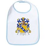 Arnoud Family Crest Bib