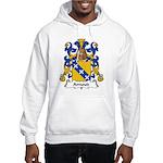 Arnoud Family Crest Hooded Sweatshirt