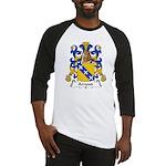 Arnoud Family Crest Baseball Jersey