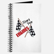 Start Your Engines Journal
