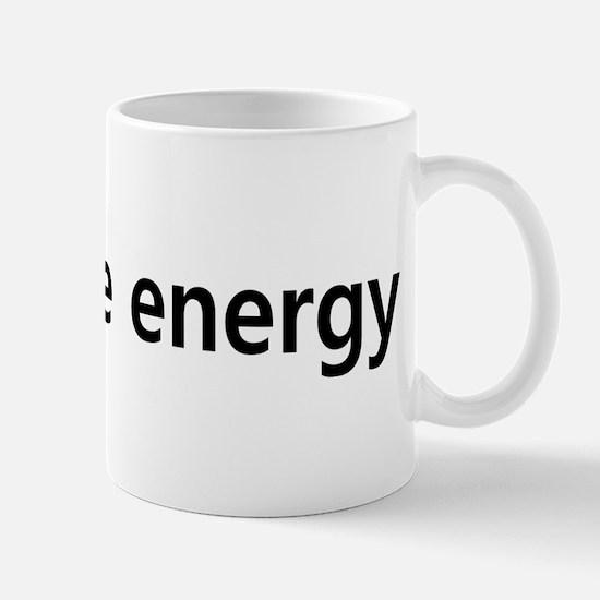 Positive Energy Mugs