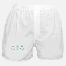 Anchors Boxer Shorts