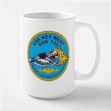 USS Key West SSN 722 Mugs