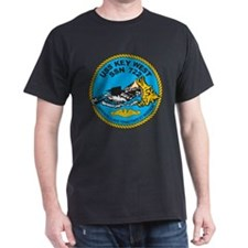 USS Key West SSN 722 T-Shirt