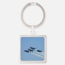 Blue Angels over Texas Keychains