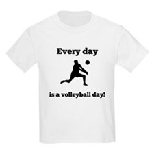 Every Day Is A Volleyball Day T-Shirt