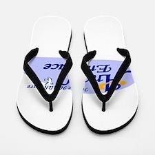 ANGELS EMBRACE Flip Flops