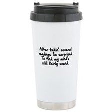 MUG - AFTER TAKIN' SEVE Travel Mug