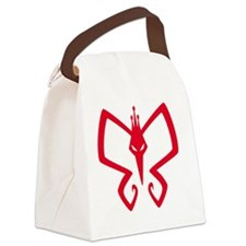 Monarch! Canvas Lunch Bag