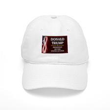 Donald Trump for President V3 Baseball Cap