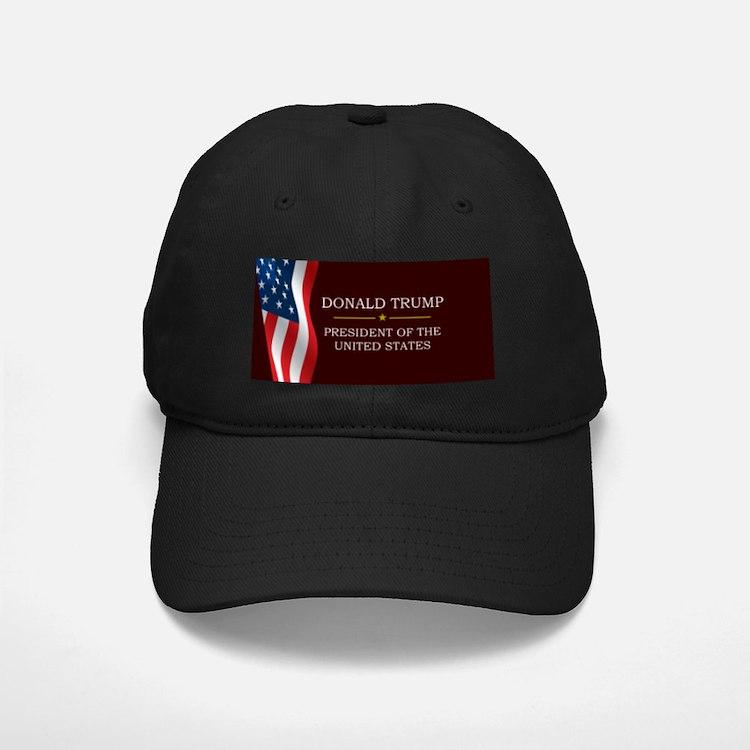 Donald Trump for President V3 Baseball Hat