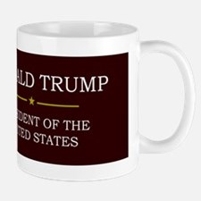 Donald Trump for President V3 Mug