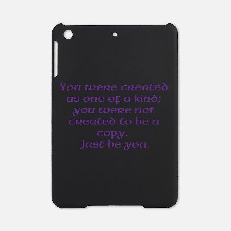 Cute Positive message iPad Mini Case