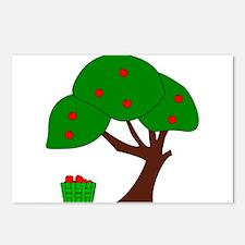 Apple Tree Postcards (Package of 8)
