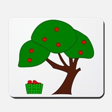 Apple Tree Mousepad