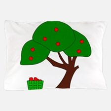 Apple Tree Pillow Case