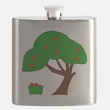 Apple Tree Flask