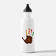 Turkey Hand Water Bottle