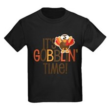 It's Gobblin' Time! T
