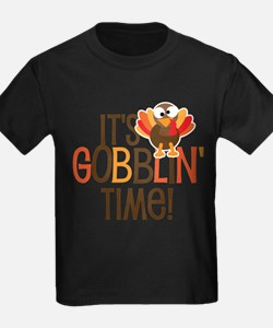 It's Gobblin' Time! T