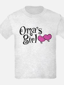 Oma's Girl T-Shirt