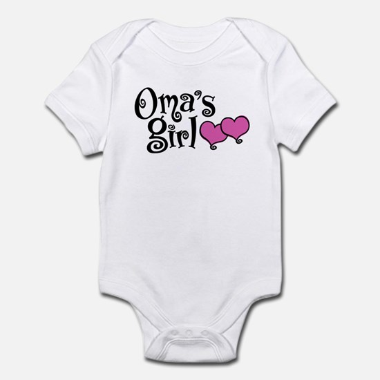 Oma's Girl Infant Bodysuit