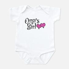 Oma's Girl Onesie