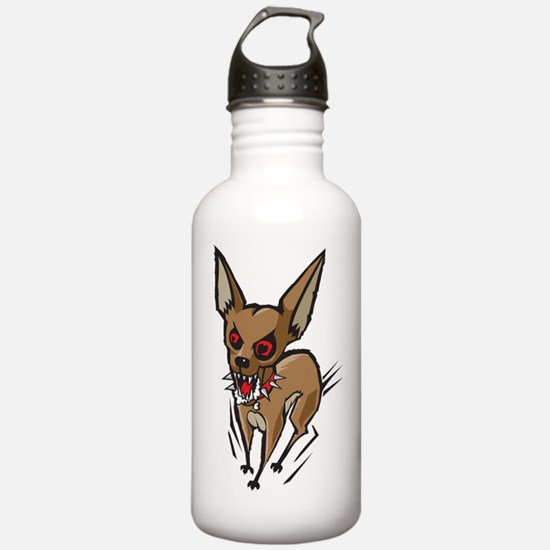 Loco Chihuahua Water Bottle