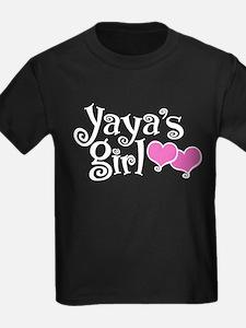 Yaya's Girl T